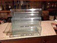 Fridgemaster freezer drawers.