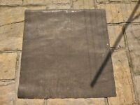 """39 & 5/8"""" X 41 & 1/2"""" Piece of Roofing Felt Could be used for Repairs to Shed Bird Box Rabbit Hutch"""