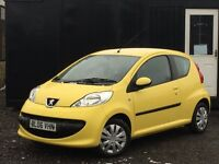 ★ PEUGEOT 107 1.0L + 2 KEYS + IDEAL FIRST CAR ★