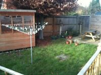 2 bed terraced bungalow to rent in Edgehill Road Mitcham