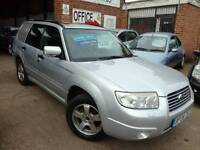 2006 SUBARU FORESTER 2.0XE 4WD ESTATE - DRIVES SUPERB, LEATHER AND ALLOYS, TIMING BELT DONE!!.