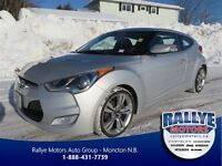2012 Hyundai Veloster Sport Tech! Nav!Sunroof! Heated Seats!