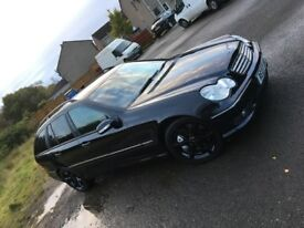 2007 Mercedes c180 amg sport , may swap bmw Audi why
