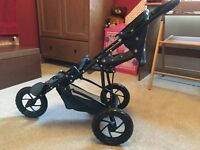 Mamas and papas dolls double buggy
