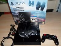 PLAYSTATION 4 STAR WARS SPECIAL EDITION 1TB CONSOLE (NO GAME INCLUDED)