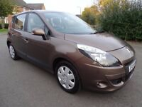 2010 RENAULT SCENIC 2.0 VVT EXPRESSION 5DR AUTO TOW BAR STUNNING CAR LOOK