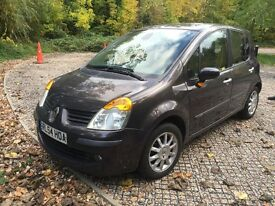 Renault modus 1.5 dci diesel manual breaking for parts / spares
