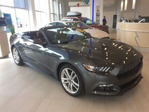 2016 Ford Mustang EcoBoost Premium NEUF