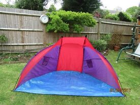 Chlds play/ sun protector Tent.