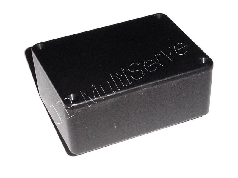 Plastic Electronics Enclosure or Project Box 4x3x1.6 in
