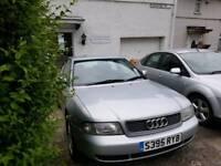 Audi A4 . . 1.8 petrol