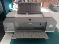 Canon iX 4000 A3 printer, located in the Manchester city centre