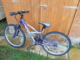 Apollo FS.24 Ladies/Girls Mountain Bicycle