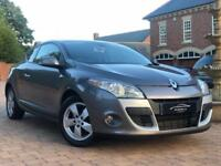 2011 61 Plate Renault Megane 1.5 DCI Coupe TOM TOM Dynamique FINANCE AVAILABLE 12 Month MOT