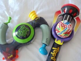 Hasbro Bop It Extreme 2 and Top it Electronic Activity Games