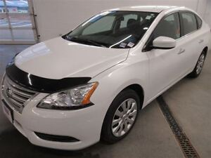 2015 Nissan Sentra EXT WARRANTY! ONLY 39K! SAVE!