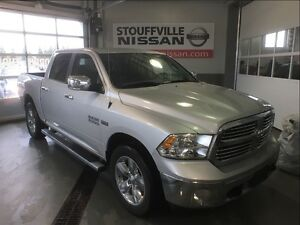 RAM 1500 big horn chrome alloys and tow package 2015