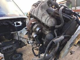 VW crafter engine BJK