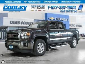 2014 GMC Sierra 1500 SLE/ REMOTE START/ HTD FRONT SEATS/ REAR CA