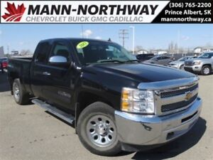 2013 Chevrolet Silverado 1500 LS | Cruise control, Bluetooth, Cl