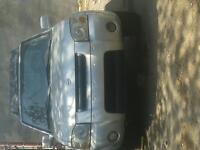 Nissan frontier double cabin 4x4 2003