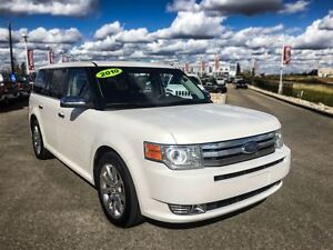 2010 Ford Flex Limited|AWD|Leather|Sunroof