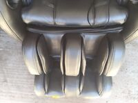 Ogawa massage chair - as new condition