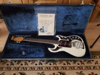 Limited Edition Burns Hank Marvin 40th Anniversary Guitar + amplifier