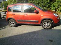 Fiat Panda Twinair 4x4 0.9l petrol manual. Vgc. £5995* ono