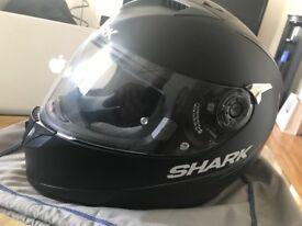 SHARK S900 Dual edition Matt Black RRP £199