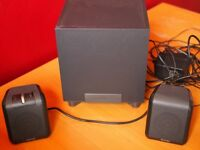 2.1 PC Speakers