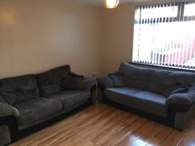 Good condition sofas for sale