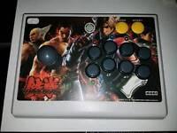 Wireless Tekken 6 Arcade Fight Stick - Xbox 360