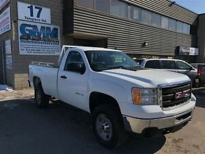 2013 GMC SIERRA 2500HD WT Regular Cab Long Box 4X4 Gas
