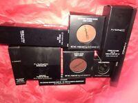 MAC cosmetics nearly used