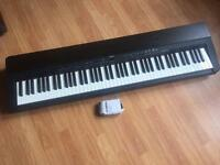 Yamaha P140 Digital Piano. Excellent condition