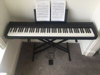 Yamaha P-45 Digital Piano, 88-key, with stand, near-new condition