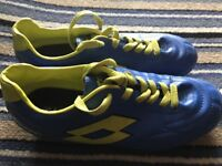 Lotto football boots for kids £10