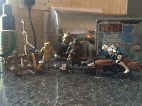 Star Wars original toys boxed and unboxed