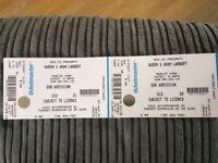 2 Queen & Adam Lambert tickets