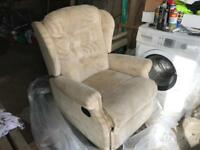 Hsl Recliner Chair Armchair