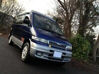 VERY RARE MANUAL GEARBOX! MAZDA BONGO 2.5 TD 5 SEATER/CAMPER VAN/LOW LEVEL COOLANT ALARM /VW T4 T5