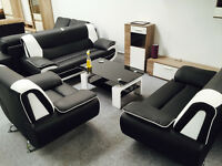 PALERMO SOFAS**UNIVERSAL CORNERS & 3+2 SETS***MATCHING ARM CHAIRS ALSO AVAILABLE*