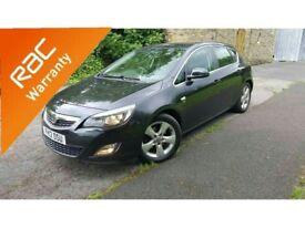 Vauxhall Astra 2.0 CDTi ecoFLEX 16v SRi 5dr (start/stop)