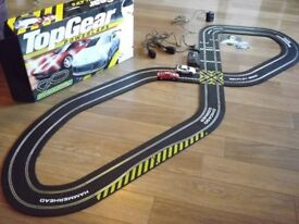 Scalextric Top Gear Powerlaps