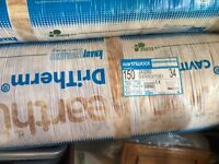 2 packs of 150mm cavity wall insulation