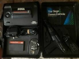 Sega master system 2 fully working great condition