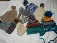 X30 HATS Bulk buy various hats