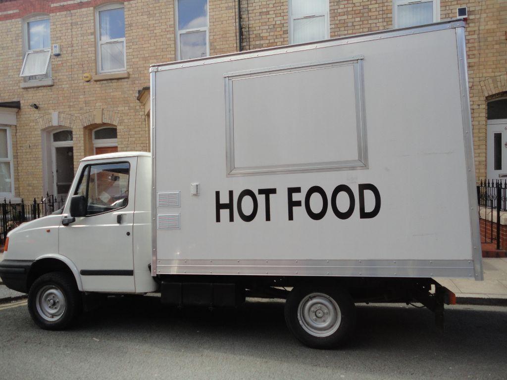 Catering Van for sale. Purpose built. LDV Pilot base. Amazing ...