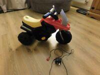 kids electric trike